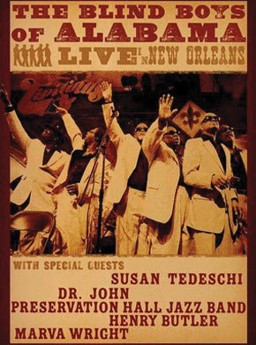 Blind Boys of Alabama: Live in New Orleans