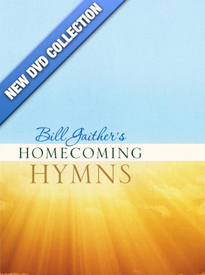 Bill Gaither's Homecoming Hymns 10 DVD