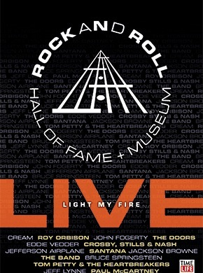 Rock and Roll Hall of Fame LIVE 9 DVD