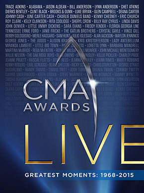CMA Awards Live 10 DVDs
