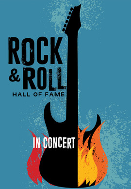 Rock Hall in Concert 25 DVDs
