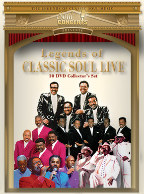 The Legends of Classic Soul Live