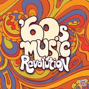 60s music revolution cds by starvista entertainment time life time